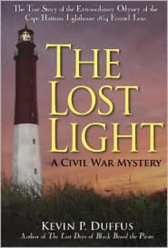 The Lost Light: A Civil War Mystery